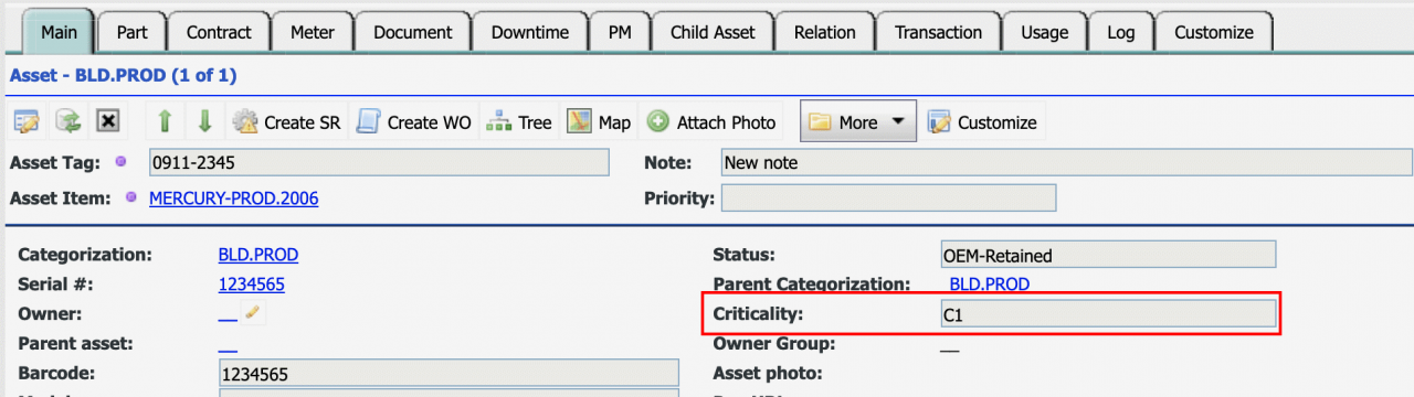 How to Track Critical Assets and Downtime