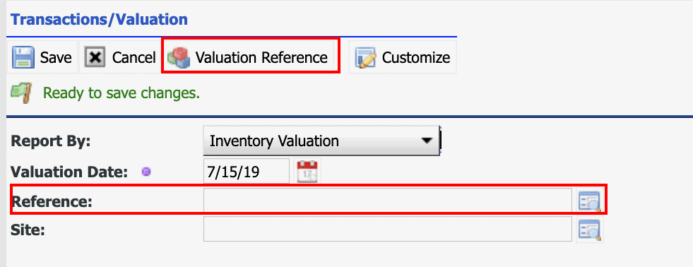 How to Figure Out Inventory Valuation in Calem