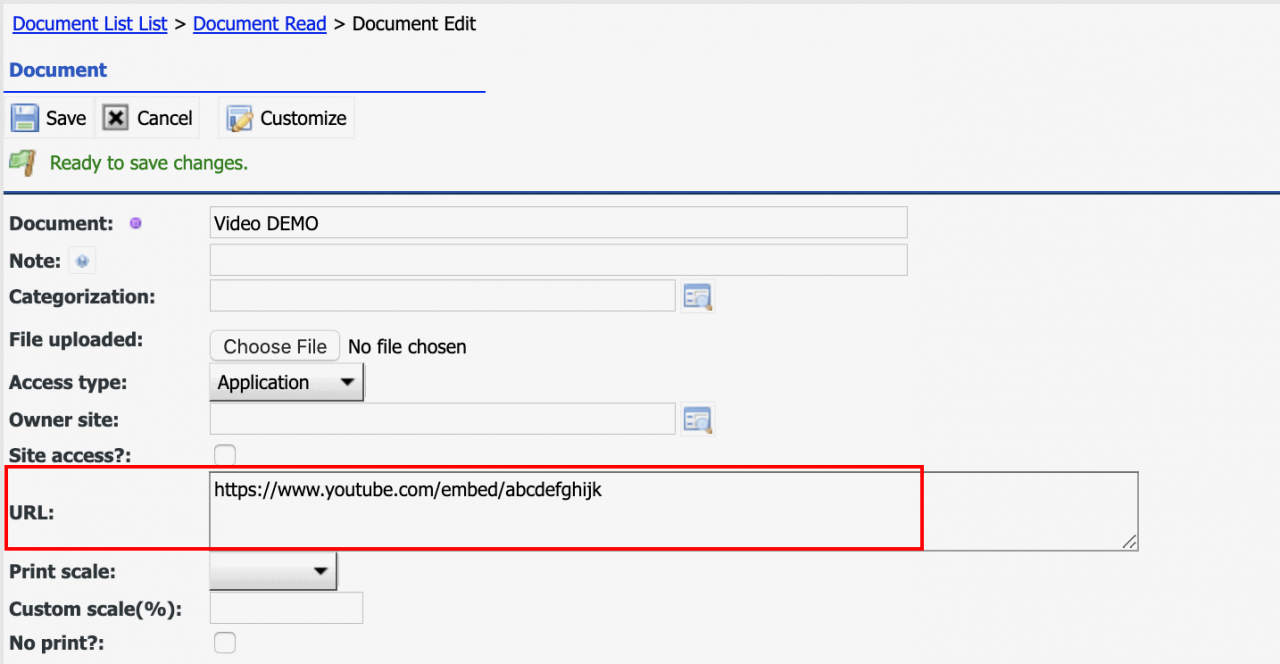 How to Embed Videos in PM Steps