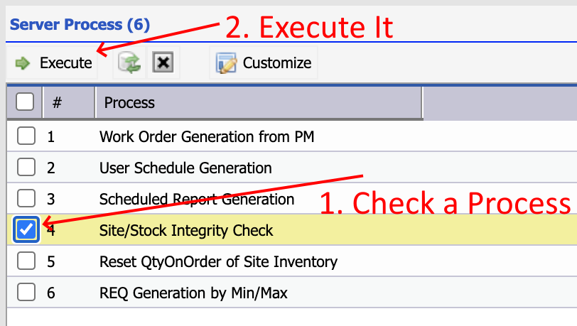 When to Use Server Processes