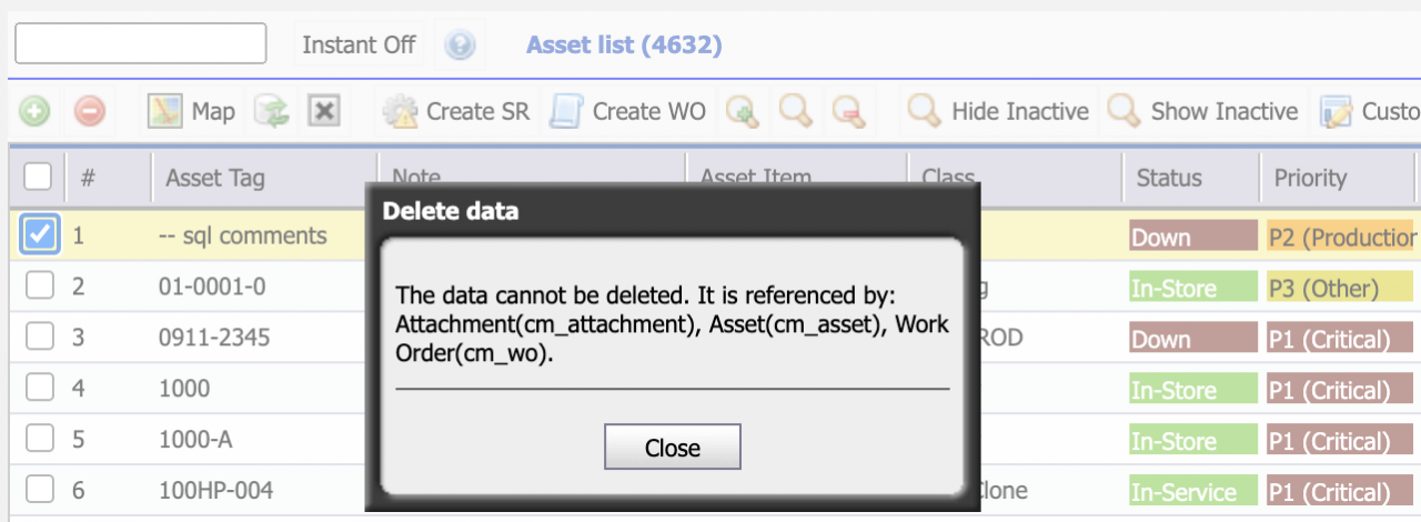 How to Customize Error Messages in Calem