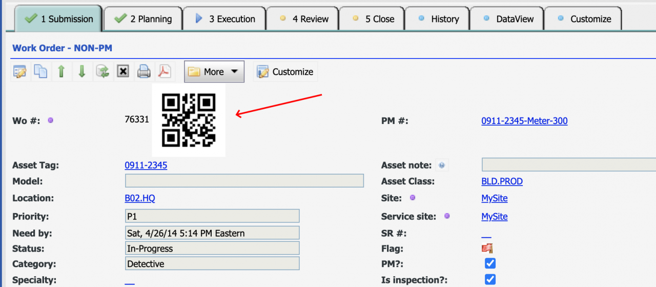 How to Enable QR Code in Calem