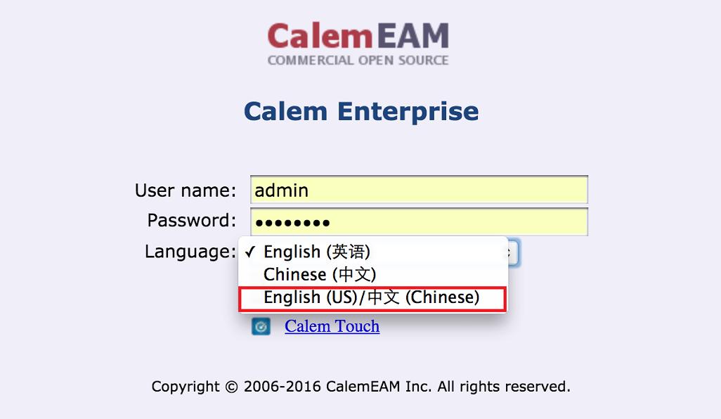 Multi-Language Labels