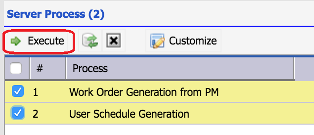 Launch Server Processes from Client